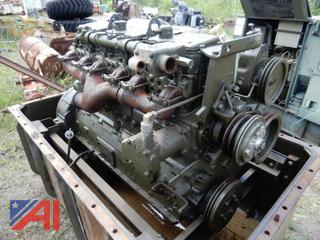 Cummins Military 855 Diesel Engine