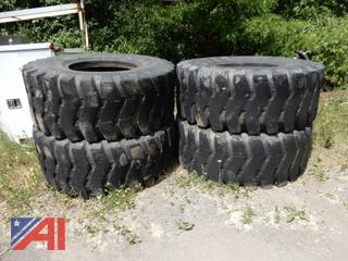Loader & Dozer Tires