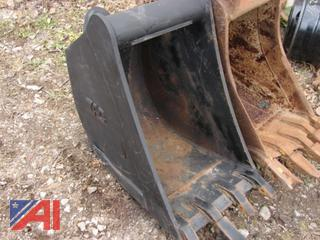 "Tag Quick Disconnect 18"" Bucket"