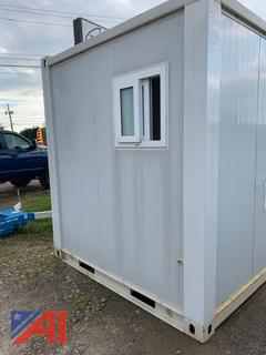 Portable Temporary Bathroom
