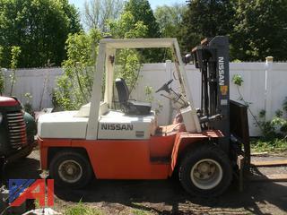 2003 Nissan WG Forklift