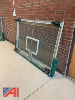 Glass Basketball Backboards