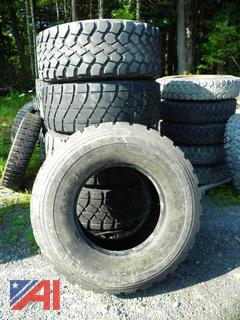 (#2) 445/65R22.5 Tires