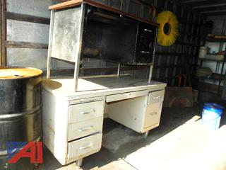 Metal Office Desks
