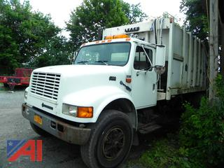 1995 International 4900 Garbage Truck