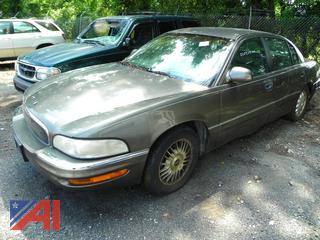 (#6) 1999 Buick Park Avenue 4 Door Sedan
