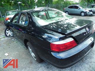(#12) 2002 Acura TL 4 Door Sedan