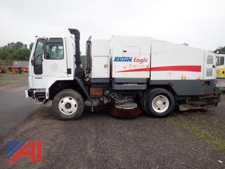 2001 Elgin/Sterling Eagle Sweeper