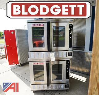 Blodgett Gas Full Size Double Convection Oven