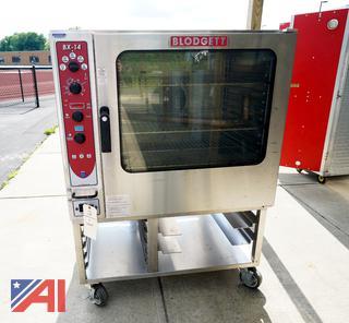 Blodgett BX-14G Single Gas Boilerless Combination Oven Steamer