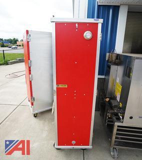 Cres-Cor 1 Door Hot Food Proofer Cabinet