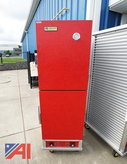 Cres-Cor Crown-X Series 2 Door Hot Food Proofer Cabinet