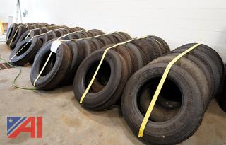 Used Tires 10R22.5