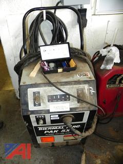 (#17) Thermal Arc PAK 5XR Plasma Cutting System
