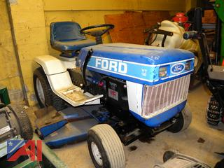 "(#18) Ford YT 16 Riding Mower with 48"" Deck"