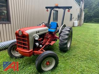 1957-58 Ford 861 Jubilee Tractor