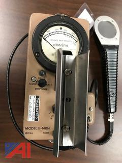 Eberline E-140N Geiger Counter