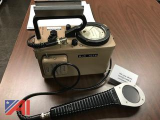 Eberline E-140 Geiger Counter
