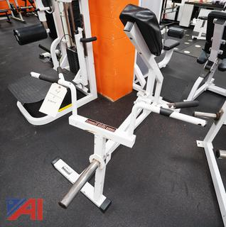 T-Bar Row Machine by Bigger Faster Stronger