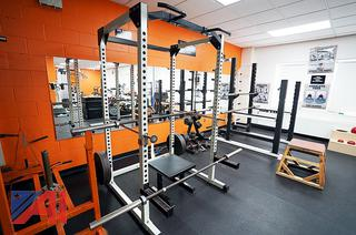 Lot of Power Racks