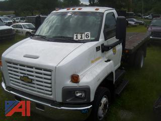 2004 Chevy C6500 Dump Truck