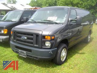 2008 Ford E150 Van