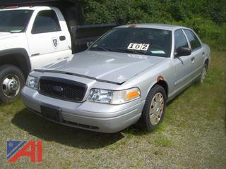 2007 Ford Crown Victoria Sedan