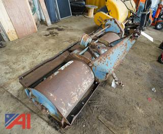 Ford Flail Mower Attachment