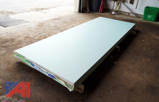 "Sheetrock Drywall VHI 5/8""x 4'x10'"