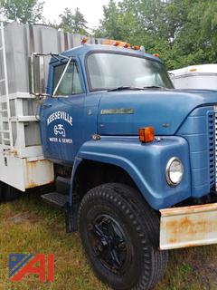 1975 International Fleetstar 2050A Jetter Truck