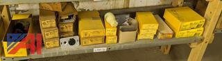 Adapters and Receptacles, New/Old Stock