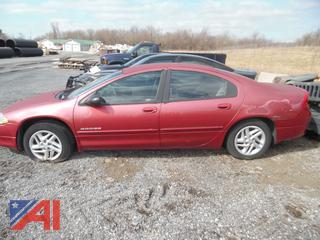1998 Dodge Intrepid 4 Door Sedan