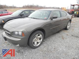 2010 Dodge Charger 4 Door Sedan