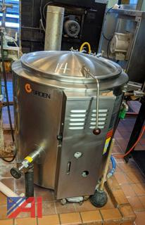 Groen Steam Jacketed Kettle