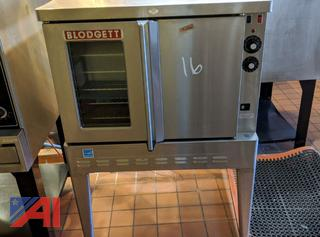 Blodgett Gas Convection Oven