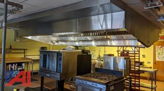 Exhaust Hood & Ansul System