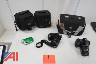 Misc. Cameras and Cases