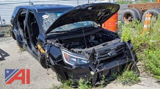2016 Ford Explorer SUV/Police Vehicle (Parts Only)