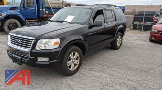 2010 Ford Explorer XLT Suburban