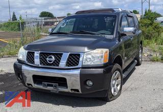 2005 Nissan Armada SUV