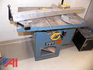 "(#4) Jet 10"" Tilting Arbor Tablesaw"