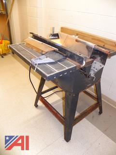 "(#8) Sears/Craftsman 12"" Table Saw"