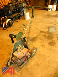 (#23) Turfco Edge-R-Rite Bed Edger