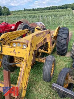 Massey Ferguson 202 Tractor