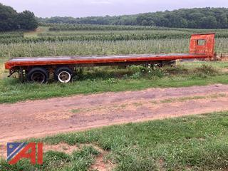 1970 Trail Mobile Trailer