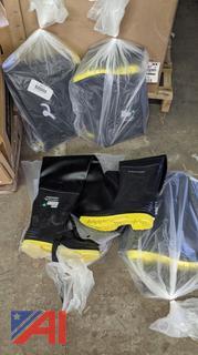 Dunlop Steel Toe Hip Boots