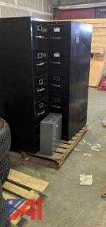 Various Filing Cabinets & Shelving