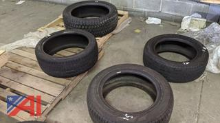 Various Takeoff Tires