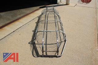 Wire Stokes Basket
