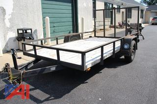 1998 Car Mate Trailer with Ramp